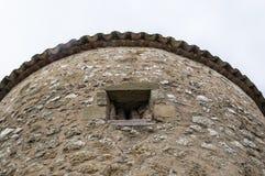 Torre Almenar de Soria del castello Immagini Stock Libere da Diritti