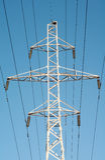 Torre alta Immagine Stock
