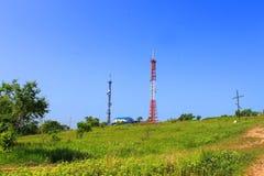 Torre alta da pilha Imagem de Stock