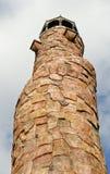 Torre alta de la escalada Imágenes de archivo libres de regalías