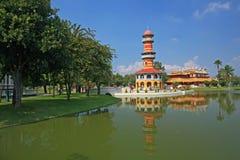 A torre alta no palácio da dor do golpe, Fotografia de Stock Royalty Free