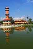 A torre alta no palácio da dor do golpe, Imagens de Stock Royalty Free