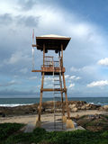 Torre amonestadora Imagen de archivo