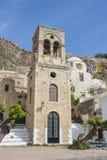 Torre antica in Monemvasia Fotografia Stock Libera da Diritti