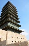 Torre antigua china Foto de archivo