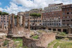 Torre Argentinië - Rome Italië - 1 Royalty-vrije Stock Afbeelding