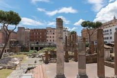 Torre Argentinië - Rome Italië - 2 Stock Afbeelding