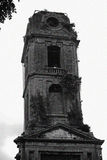 Torre arruinada foto de stock royalty free