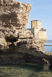 Torre astura castle Royalty Free Stock Photo