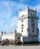 Torre Belem Imágenes de archivo libres de regalías