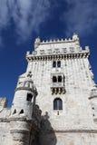 torre belem de lisbon Стоковое фото RF