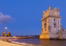 Torre of Belem, Lisbon, Portugal Stock Image
