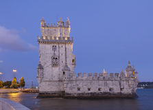 Torre of Belem, Lisbon, Portugal Stock Photography