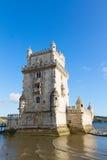 Torre of Belem, Lisbon, Portugal Royalty Free Stock Photos