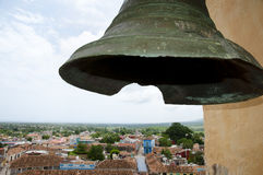 Torre Bell - Trinidad - Cuba Fotografia de Stock Royalty Free