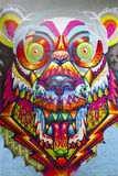 Torre Berlim da besta dos grafittis Imagem de Stock Royalty Free