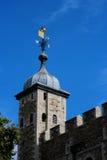 Torre bianca Fotografia Stock Libera da Diritti