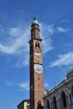 Torre Bissara a Vicenza Fotografia Stock