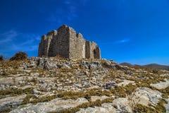 Torre bizantina en el top Imagen de archivo