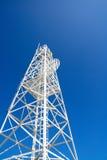 Torre blanca Fotos de archivo