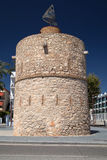 Torre Blava in Vilanova i la Geltru Stock Images