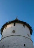 Torre branca Fotos de Stock Royalty Free