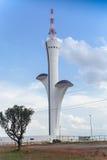 Torre Brasilia de Digitaces TV Fotos de archivo libres de regalías