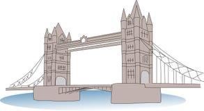 Torre Bridge1 libre illustration