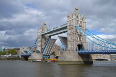 Torre Bridge1 Foto de Stock