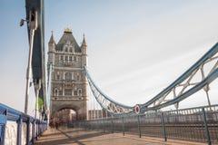 Torre Bridge1 Imágenes de archivo libres de regalías