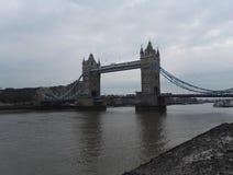 Torre Bridge1 Fotografia de Stock Royalty Free