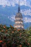 Torre budista imagens de stock