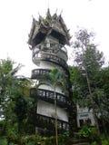 Torre budista Foto de archivo libre de regalías