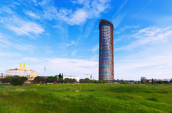 Torre Cajasol  in Seville Royalty Free Stock Images