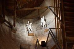 Torre Camburg de levantamiento Imagen de archivo