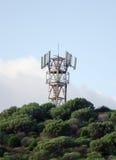 Torre celular Imagenes de archivo