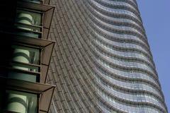 Torre cesar di pelli di Milano Immagini Stock