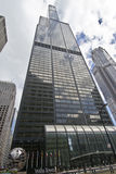 Torre Chicago de Willis Foto de Stock