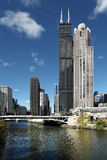 Torre Chicago de Willis Foto de Stock Royalty Free