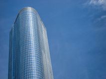 Torre Chicago del triunfo Imagen de archivo