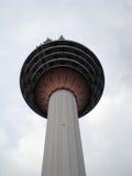 Torre chilolitro Malesia di Menara Fotografia Stock Libera da Diritti