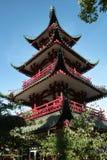 Torre chinesa Imagem de Stock Royalty Free