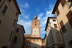 Torre Civica - Castelfranco Veneto - Italy Stock Images