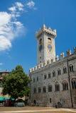Torre Civica in Trento, Italy Royalty Free Stock Photos