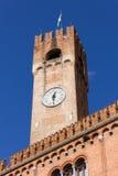 Torre civica a Treviso Fotografia Stock