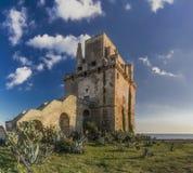 Torre-colimena Porto-cesareo Stockfotografie