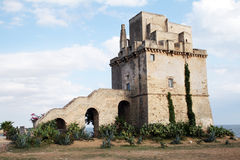 Torre colimena tower Royalty Free Stock Images