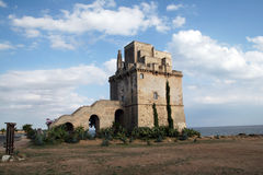 Torre colimena tower Royalty Free Stock Photos