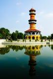 Torre colorida Imagen de archivo libre de regalías