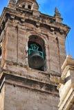 Torre com sino Imagem de Stock Royalty Free